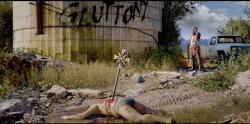 پروتاگونیست Far Cry 5 افسر ارشد پلیس است و شما تعیین کننده جنسیت و نژاد او هستید