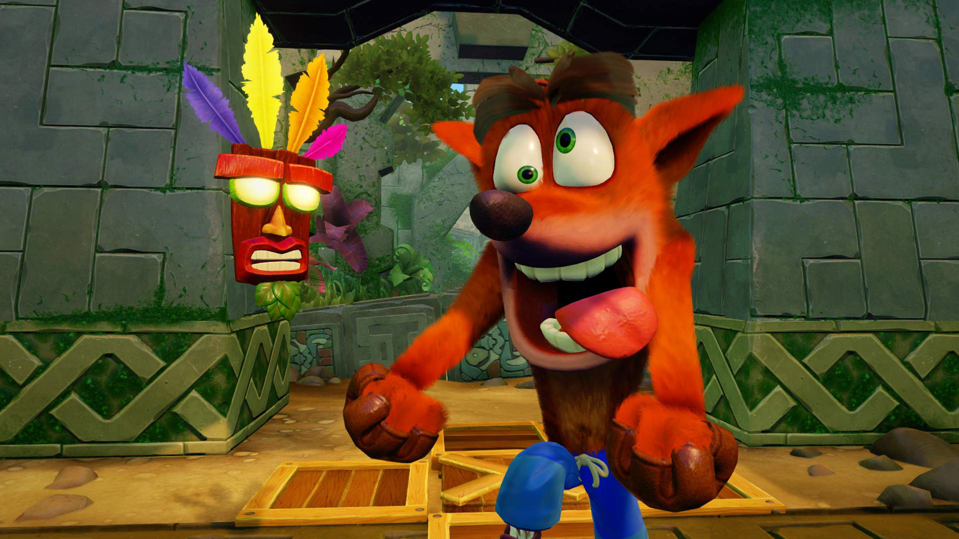 نمرات Crash Bandicoot N. Sane Trilogy منتشر شد