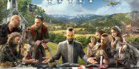 از  نسخه Resistance Edition عنوان Far Cry 5 رونمایی شد