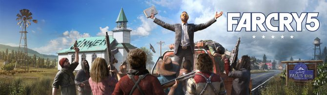 یوبیسافت دلیل حذف برجهای رادیویی و ویژگی نقشه کوچک از بازی Far Cry 5 را تشریح کرد