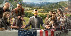 اطلاعاتی از نسخه های مختلف بازی Far Cry 5 منتشر شد