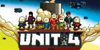 عنوان سکوبازی Unit 4 تا پایان ماه می برروی ایکسباکس وان و استیم منتشر میشود