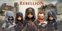 عنوان Assassin's Creed Rebellion برای تلفنهای هوشمند معرفی شد
