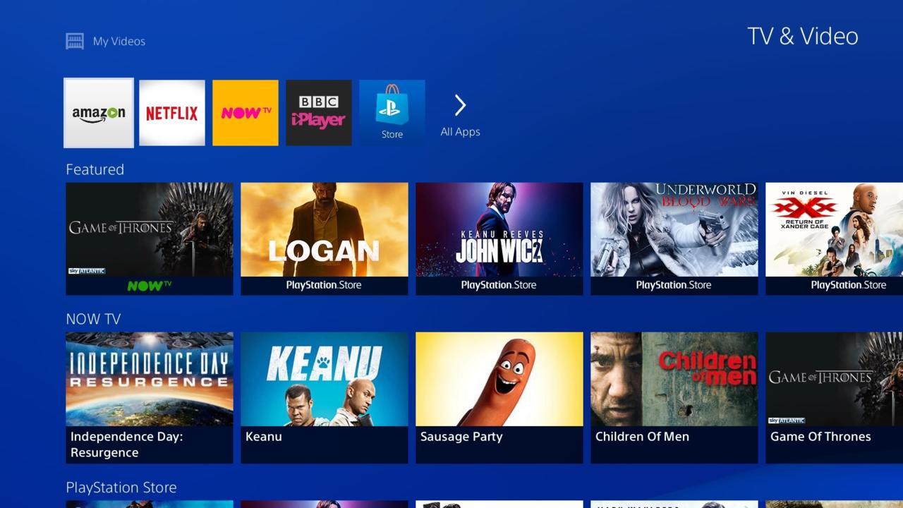 اپلیکیشن TV & Video با طراحی جدید بازگشته است