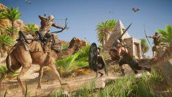 E3 2017 | نمایش 27 دقیقهای از گیمپلی بازی Assassin's Creed Origins