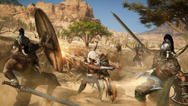 اطلاعاتی از مکانیزم مخفیکاری عنوان Assassin's Creed Origins منتشر شد