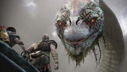 E3 2017 | مجموعه تصاویر زیبایی از عنوان God of War منتشر شد