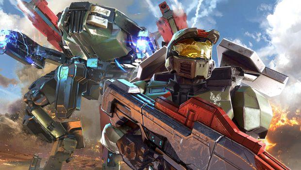 محتوای دانلودی The Icons of War عنوان Halo Wars 2 در دسترس قرار دارد
