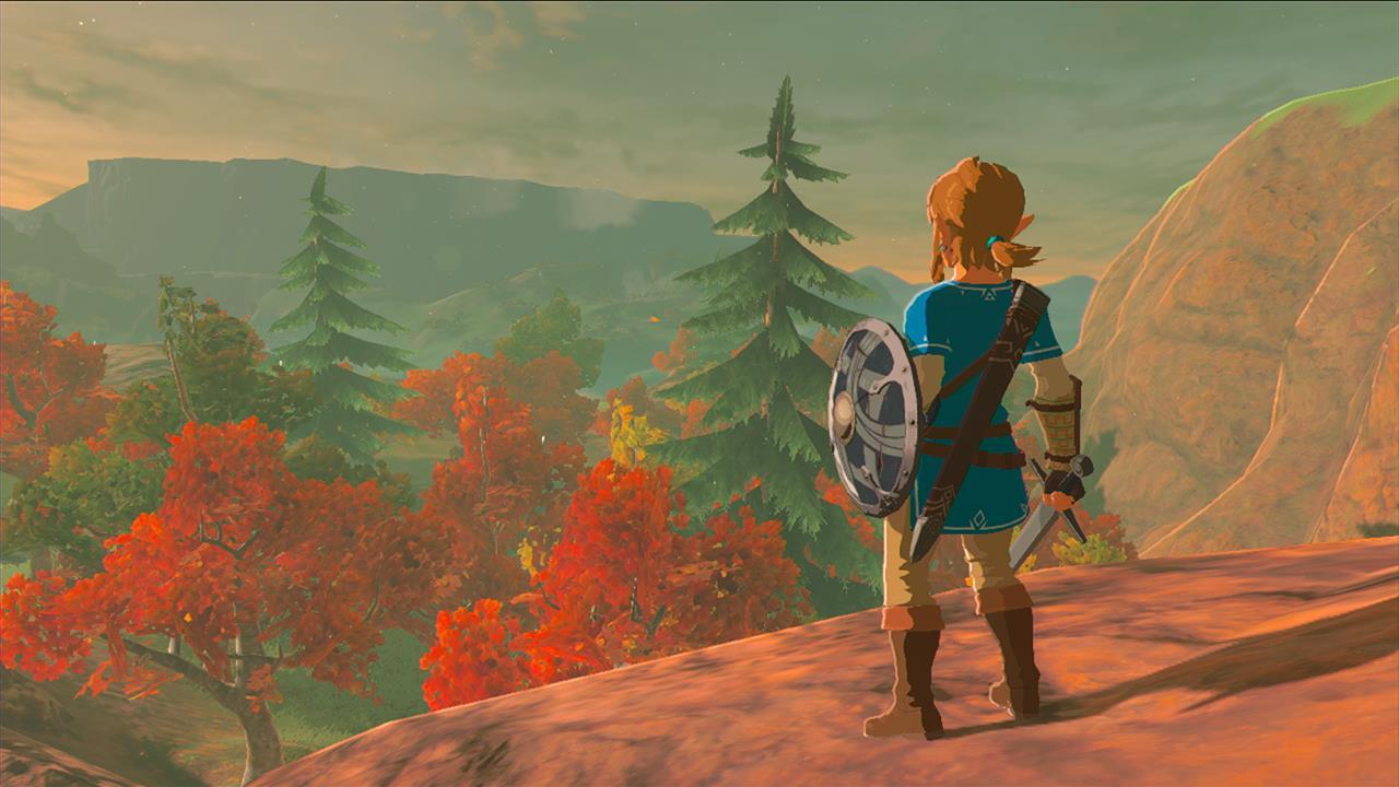 نخستین بستهالحاقی Zelda: Breath Of The Wild بر روی کنسول Wii U حجم بیشتری خواهد داشت