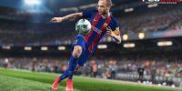 تماشا کنید: ویدئو گیم پلی جدیدی از Pro Evolution Soccer 2018 منتشر شد