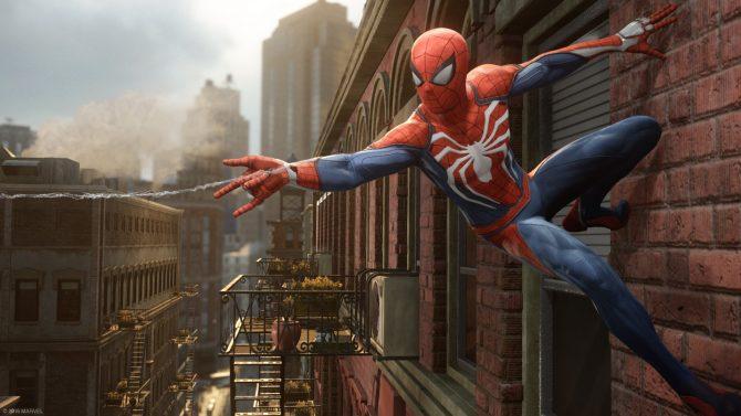 نقشه عنوان Spider-Man چندین برابر بزرگتر از نقشه Sunset Overdrive است