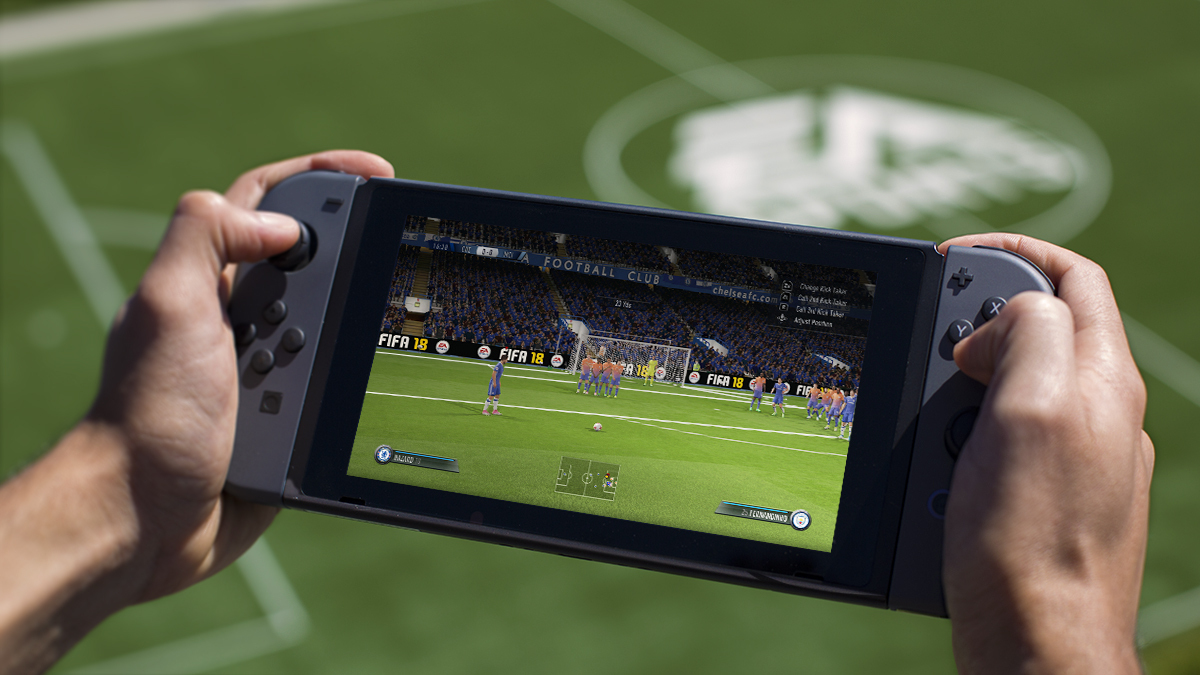 الکترونیک آرتز در صورت موفقیت FIFA، بازیهای دیگری را نیز به نینتندو سوییچ میآورد