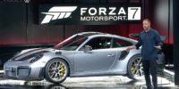 E3 2017 | تریلر گیمپلی بازی Forza Motorsport 7