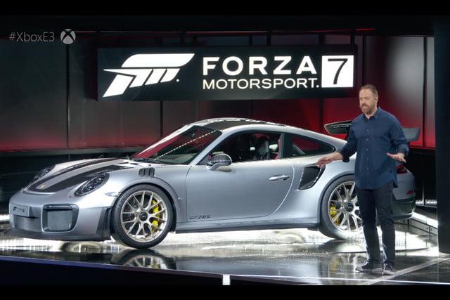 محتویات مرتبط با کیفیت ۴K بازی Forza Motorsport 7 تنها برای نسخه ایکسباکس وان ایکس آن عرضه خواهند شد