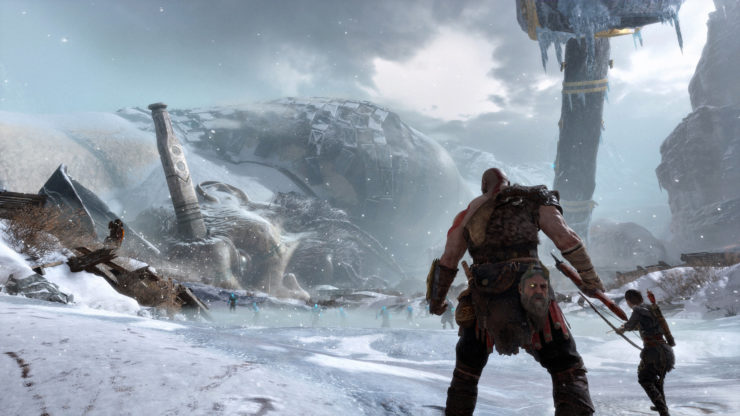 با اینکه God of War یک بازی کاملا جهان باز نیست اما در قبال کاوش در محیط آن پاداش داده میشود