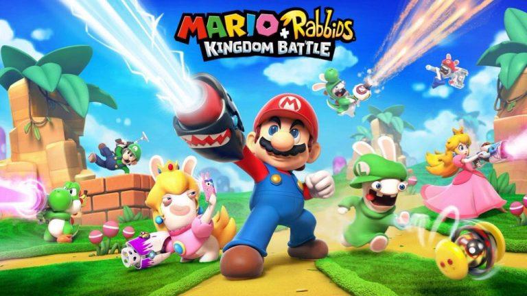 Mario+Rabbids: Kingdom Battle پرفروشترین بازی تردپارتی نینتندو سوییچ در سال ۲۰۱۷ بود