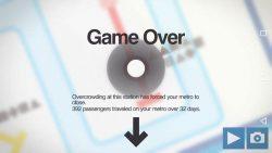 نقد و بررسی بازی Mini Metro