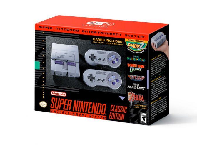 SNES Classic Edition در پاییز امسال عرضه میشود