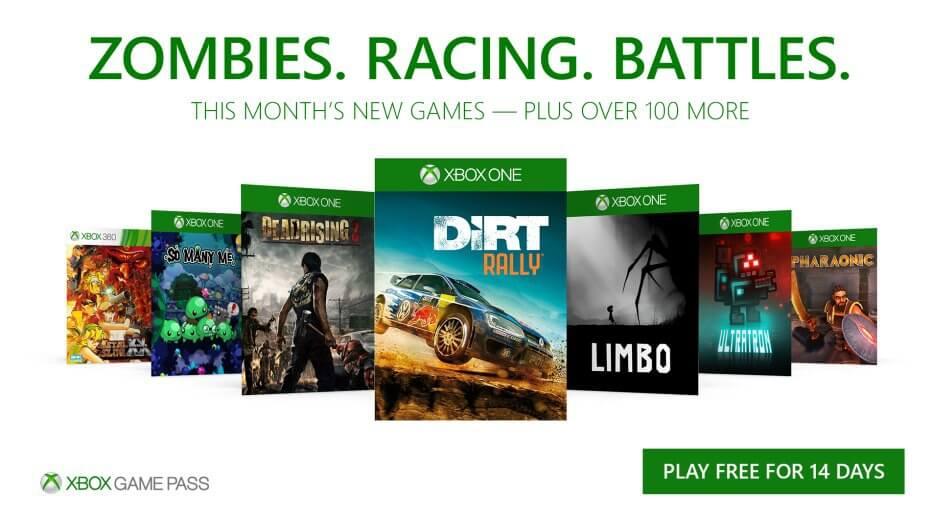 ۷ عنوان جدید به سرویس Xbox Game Pass اضافه شد