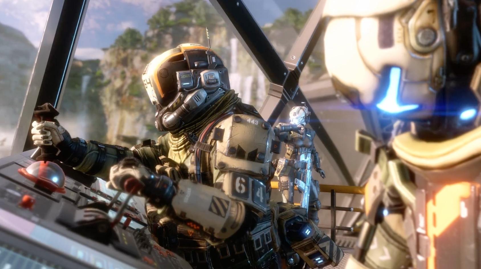 Titanfall 2 به سرویس Origin Access راه مییابد