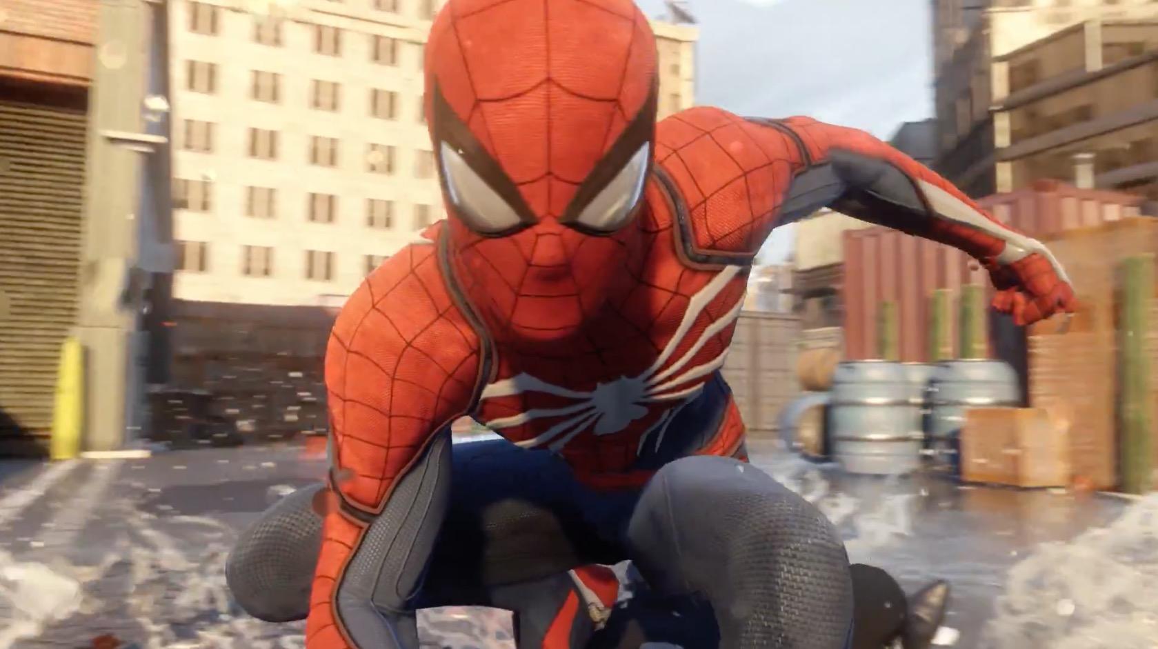 جزئیات جدیدی از داستان و شخصیتهای Spider-Man منتشر شدند