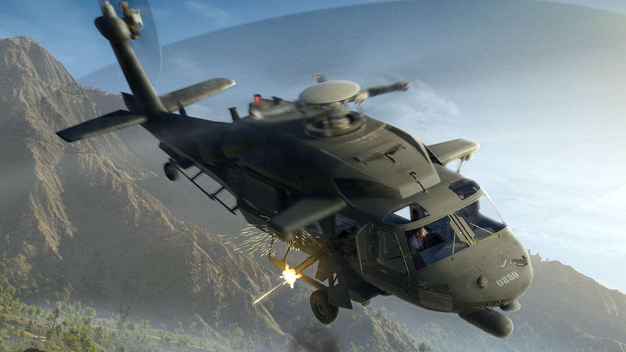 بروزرسانی بعدی Ghost Recon: Wildlands سبب آسانتر شدن کنترل هلیکوپترها میشود