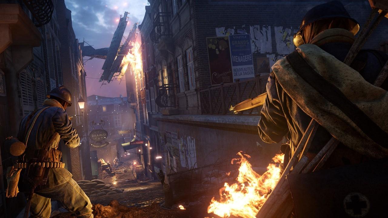 نقشه جدیدی برای بخش چندنفره بازی Battlefield 1 در دسترس قرار گرفت