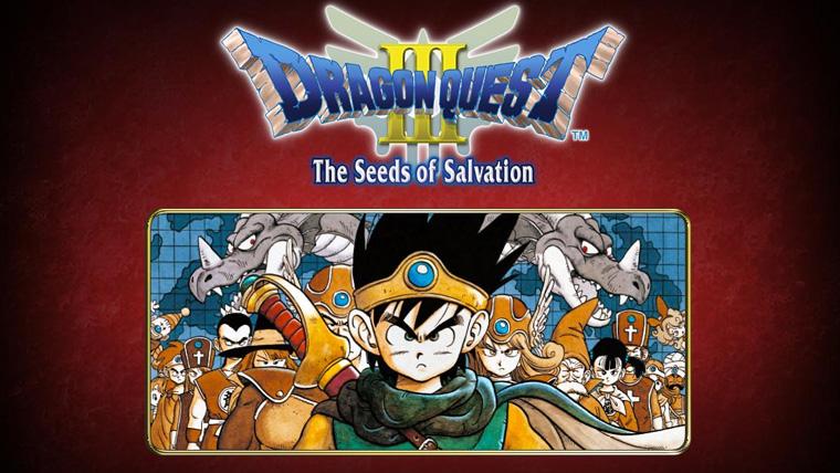 اسکوئر انیکس بخشهایی از Dragon Quest III را از نو بر روی پلیاستیشن ۴ خلق کرده است