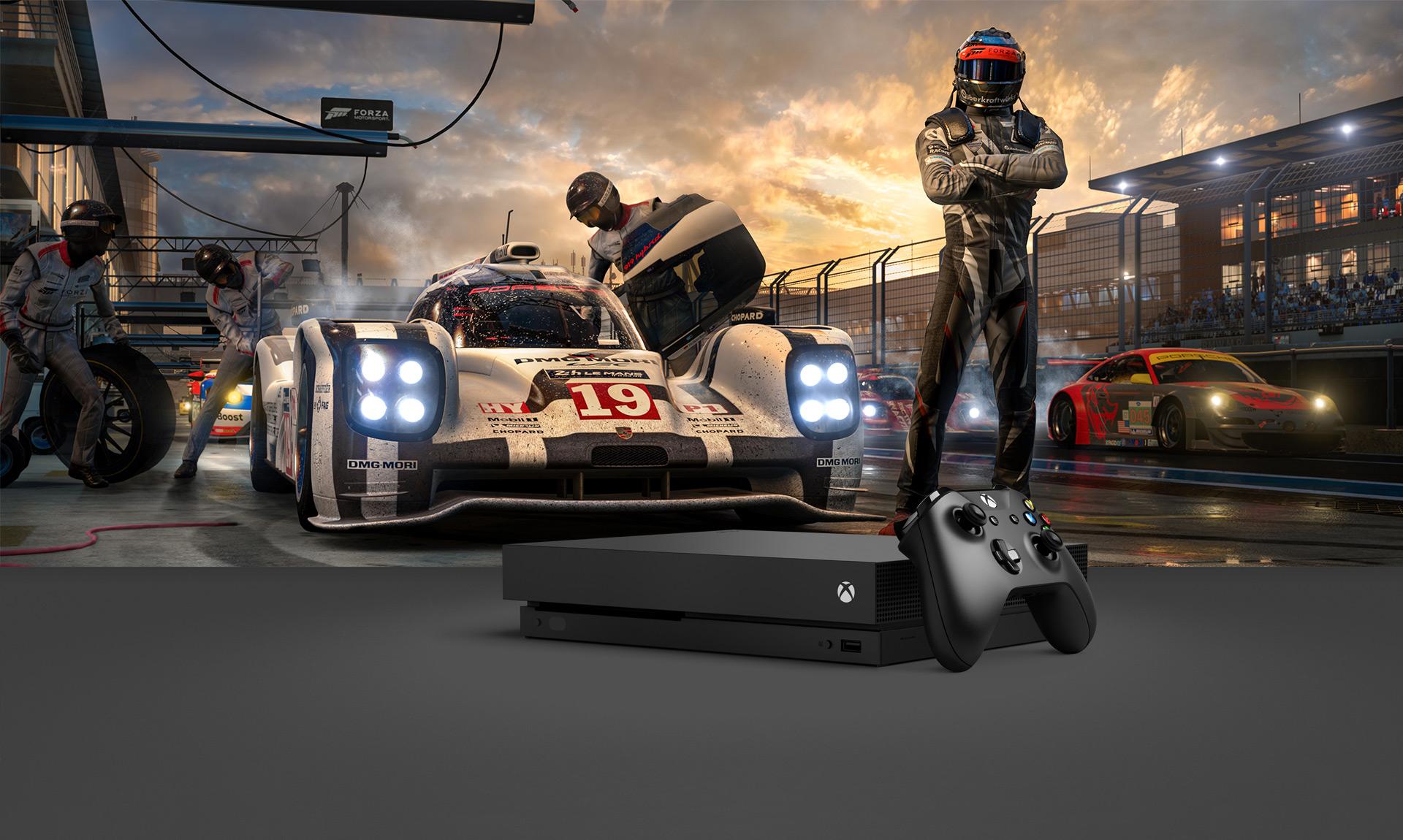 فهرست ۱۶۷ اتوموبیل اول Forza Motorsport 7 منتشر شد