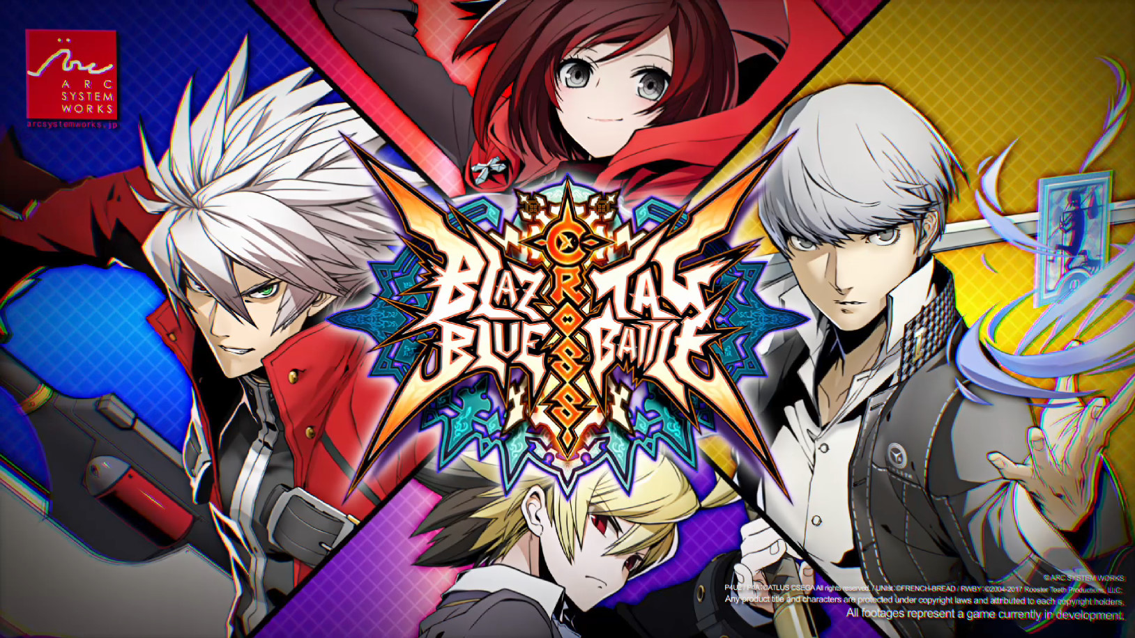 BlazBlue: Cross Tag Battle معرفی شد