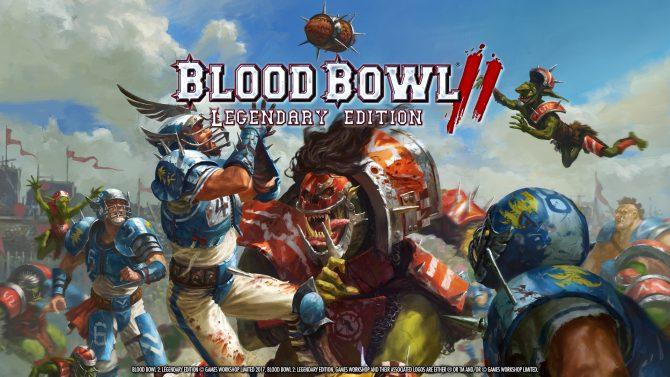 تاریخ عرضهی Blood Bowl 2: Legendary Edition مشخص شد