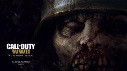 تریلر جدیدی از بخش زامبی Call of Duty:WW II لو رفت