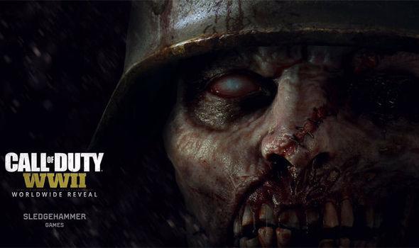 در این ماه از بخش زامبی Call of Duty: World War 2 رونمایی میشود