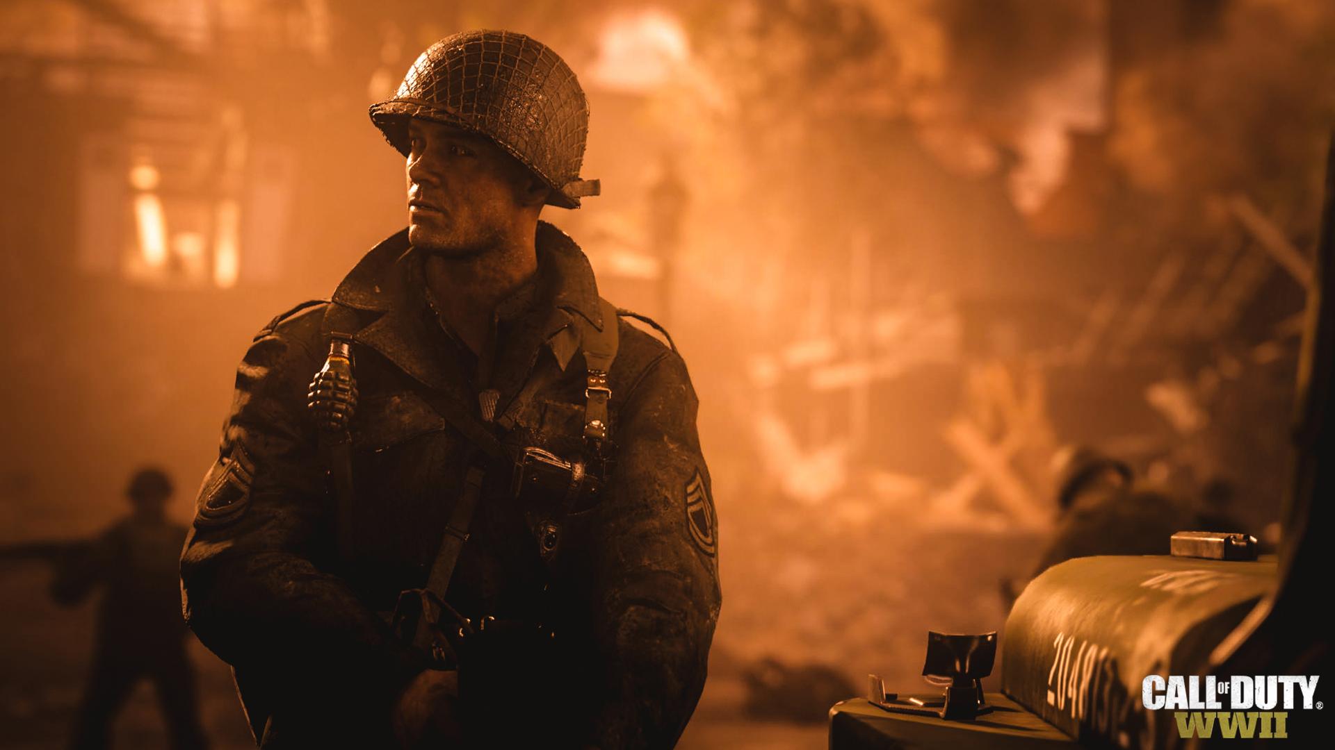 منتظر تریلرهای بیشتری از گیمپلی بخش تکنفره Call of Duty WWII در آینده نزدیک باشید