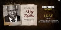 Ving Rahmes در بخش زامبی Call of Duty: WW II ایفای نقش خواهد کرد