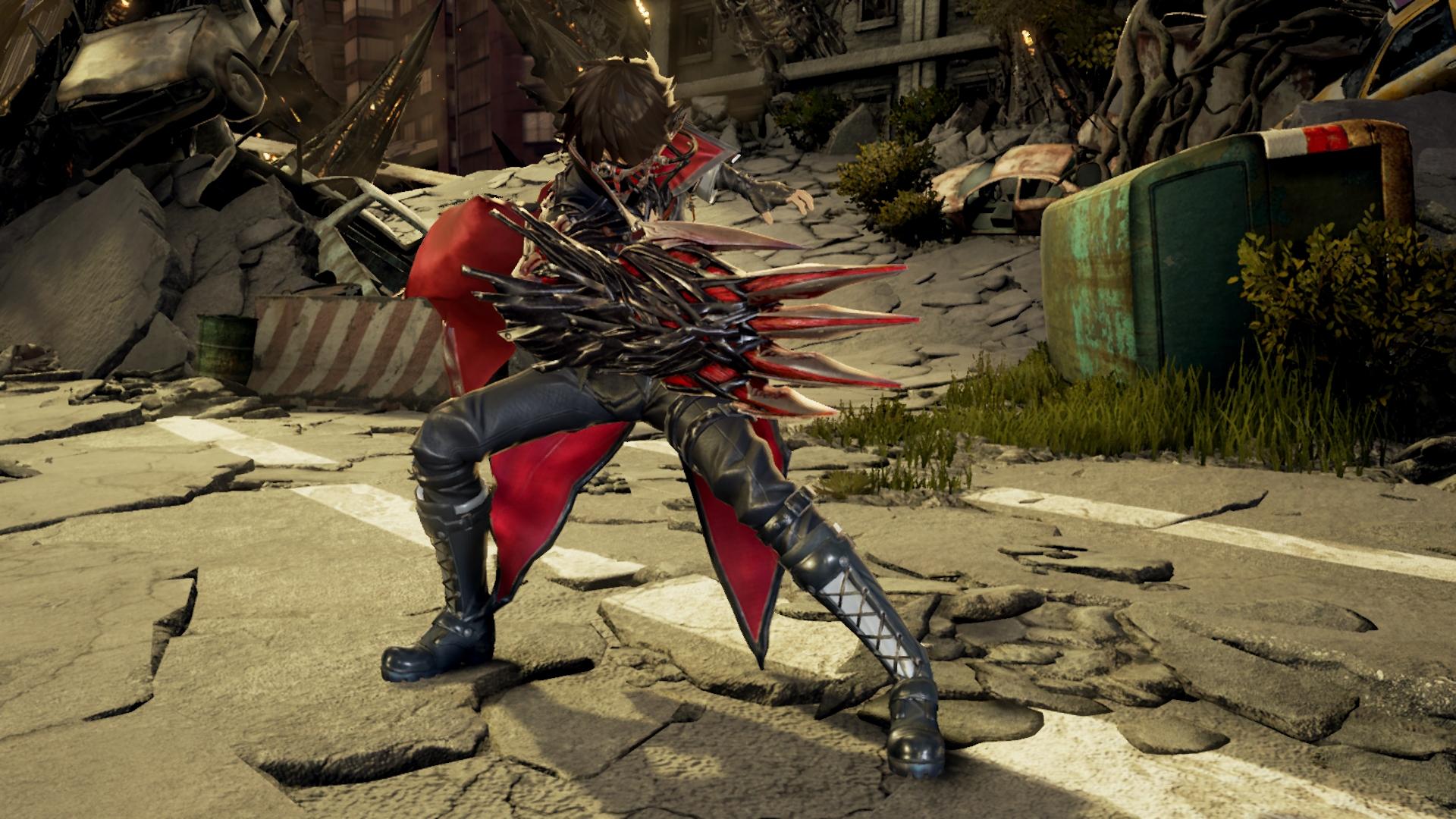 تصاویر جدیدی از بازی Code Vein منتشر شد
