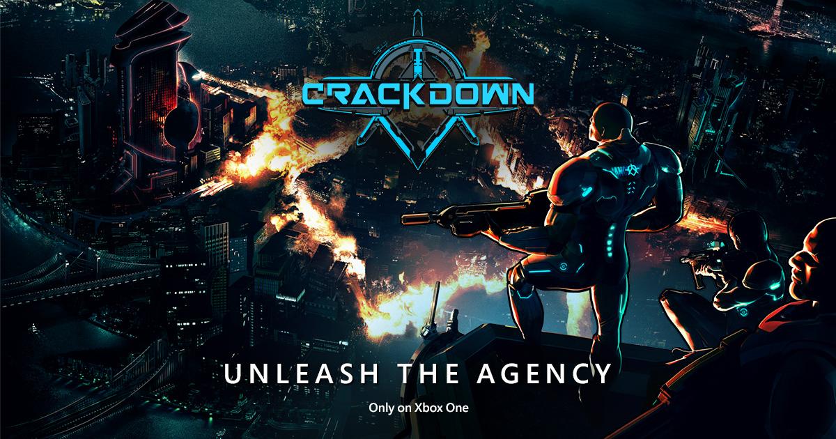 سازندگان: Crackdown 3 عنوانی به شدت جاهطلبانه است