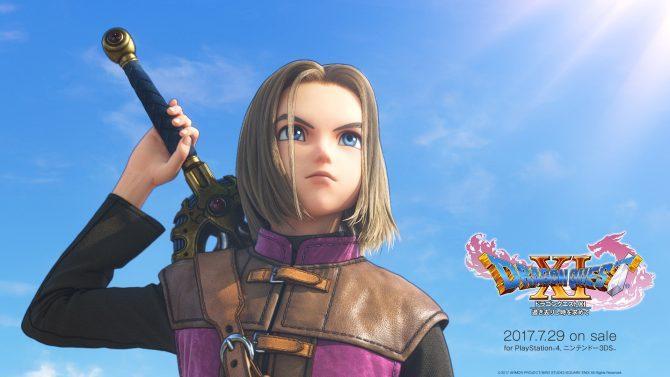 پلیاستیشن ۴، اولین پلتفرم نسخهی غربی Dragon Quest 11 است