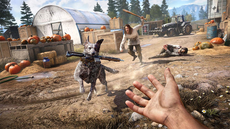 نویسندهی ارشد Far Cry 5 از نوار مقاومت و گیمپلی تعاملی بازی میگوید
