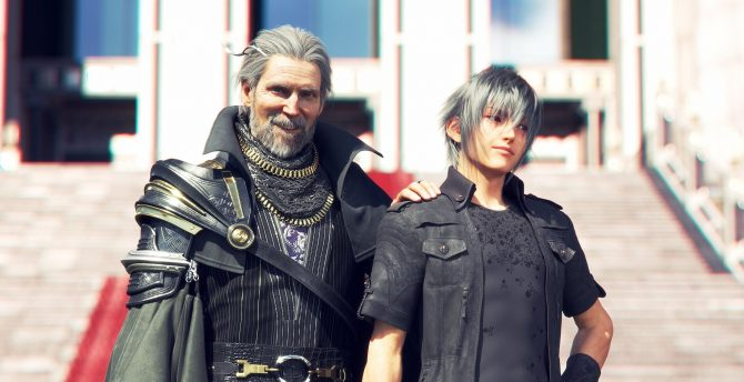تصاویر جدید Final Fantasy 15 به مناسبت یکسالگی اکران Kingsglaive