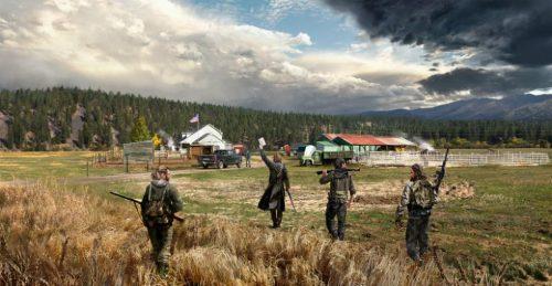 داستان Far Cry 5 در بخش Co-Op فقط برای بازیکن اصلی پیش میرود