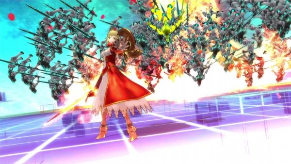نسخه رایانههای شخصی Fate/Extella در تاریخ ۲۵ جولای منتشر خواهد شد