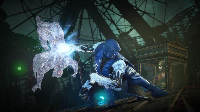 خریداران نسخههای ویژه بازی Injustice 2 هماکنون میتوانند شخصیت Sub-Zero را دریافت کنند