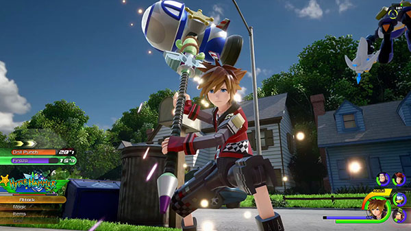 جزییات جدید از Kingdom Hearts III | محتویات قابل دانلود، دلایل طولانی شدن پروسه ساخت و موراد بیشتر