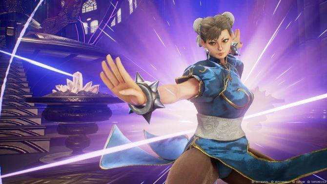 کپکام بهبودهایی در چانلی و شخصیتهای دیگر Marvel vs. Capcom: Infinite ایجاد میکند