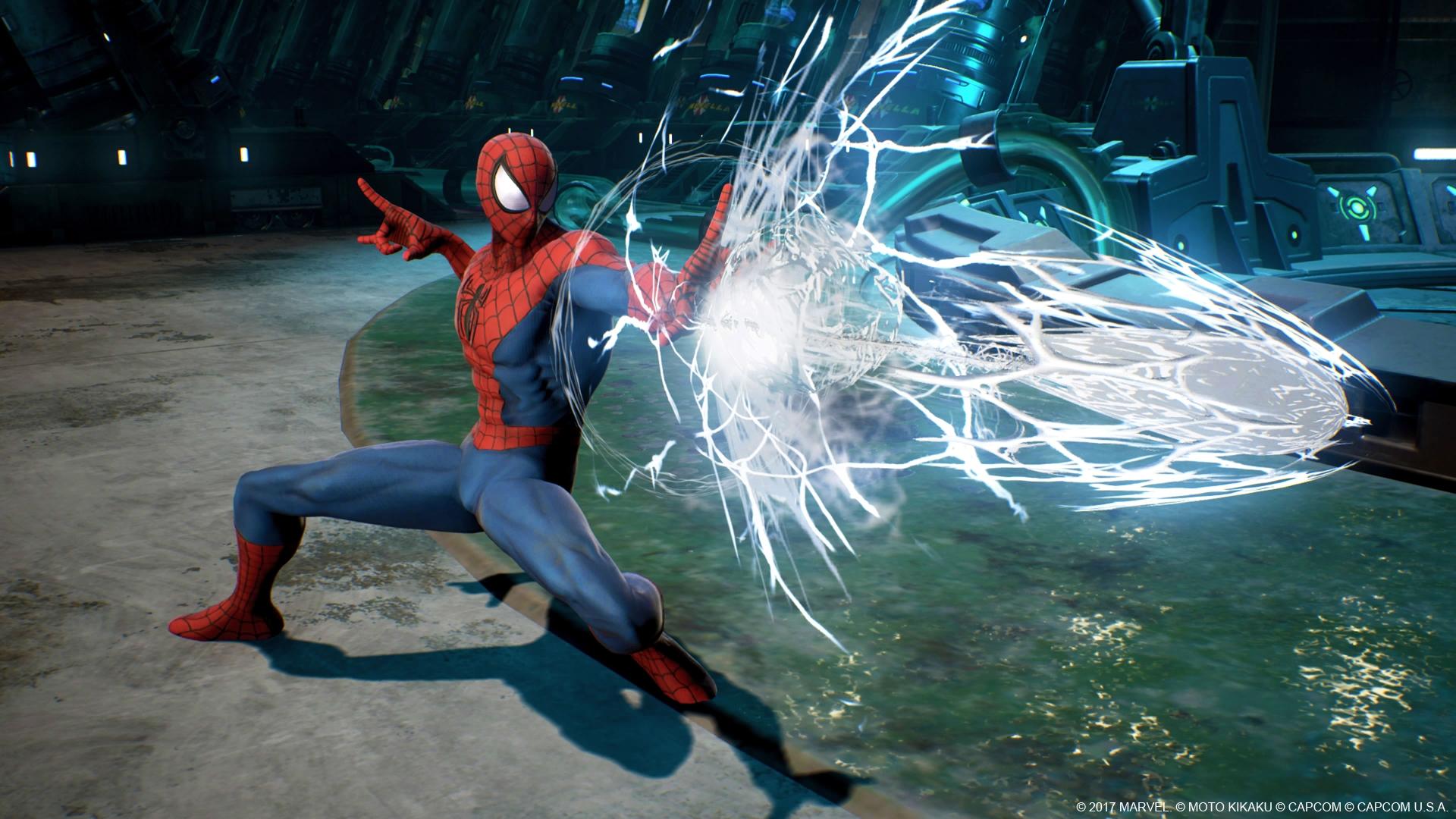 تصاویر و اطلاعات جدید از عنوان Marvel vs. Capcom: Infinite