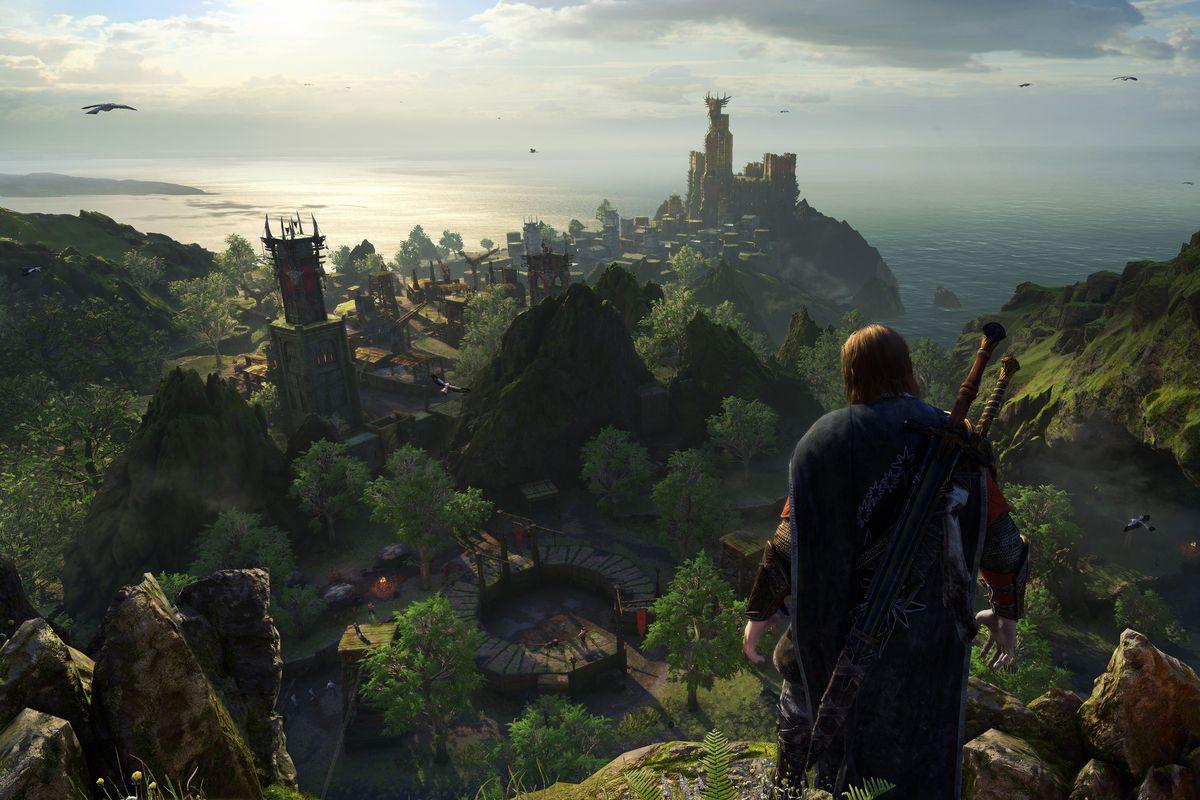 تماشا کنید: از مهارتها و منطقهی جدیدی در Middle Earth: Shadow of War رونمایی شد+ ۴۰ دقیقه گیمپلی