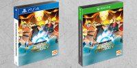 تاریخ عرضه نسخههای غربی Naruto: Ultimate Ninja Storm Legacy و Trilogy مشخص شدند