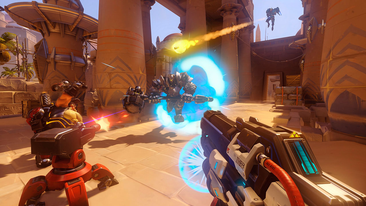 تاریخ انتشار نسخه فیزیکی بازی Overwatch: Game of the Year Edition اعلام شد