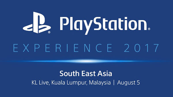 PlayStation Experience 2017 در تاریخ ۵ آگوست به آسیای شرقی میآید